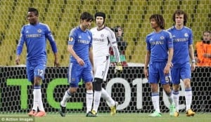 Video: Chelsea trio; Mikel Obi, Petr Cech and Paulo Ferreira support Essien's charity game
