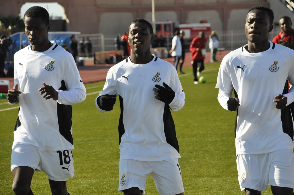 Ghana U20 trio named in 2013 African Youth Championship Best XI