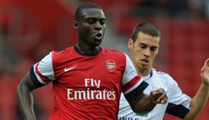 Daniel Boateng played for Arsenal's reserves