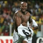 Video: Ghana star Agogo's winner against Nigeria at AFCON 2008 is his most memorable