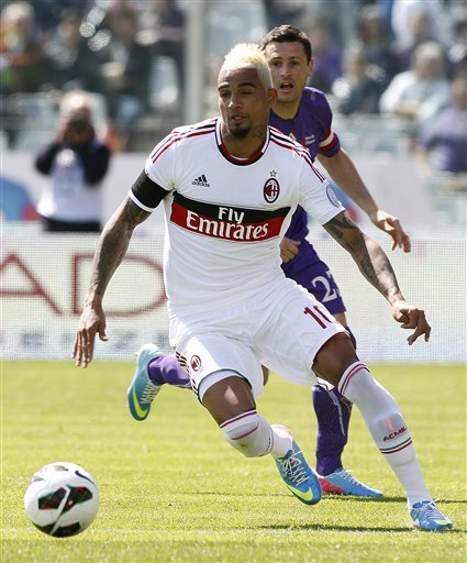 Kevin-Boateng wants a specific role at AC Milan