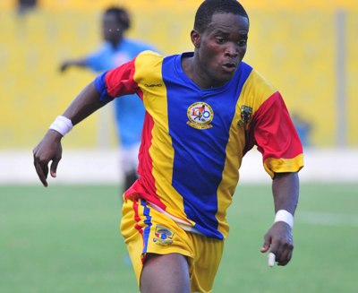 Mahatma Otoo not keen on winning the Ghana Premier League goal king.