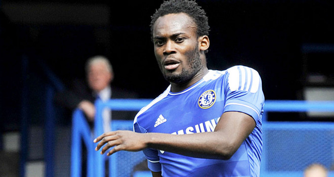 Michael Essien could profit from John Terry's exit from Chelsea