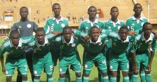 Nigeria U17 left Lagos on Wednesday