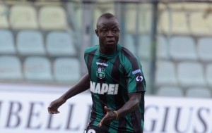 Raman Chibsah has been influential in Sassuolo's push for promotion