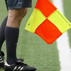 A Burkinabe referee collapsed and died on Wednesday in the West African country's capital Ouagadougou while undergoing a fitness test.