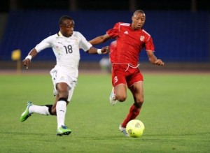Ghana's U17 are out of the 2013 African Youth Championship.