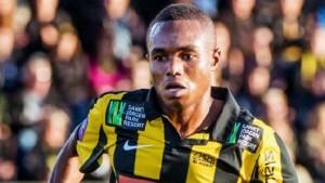 The Swedish Allsvenskan's van Persie, Nasiru Mohammed, was also overlooked