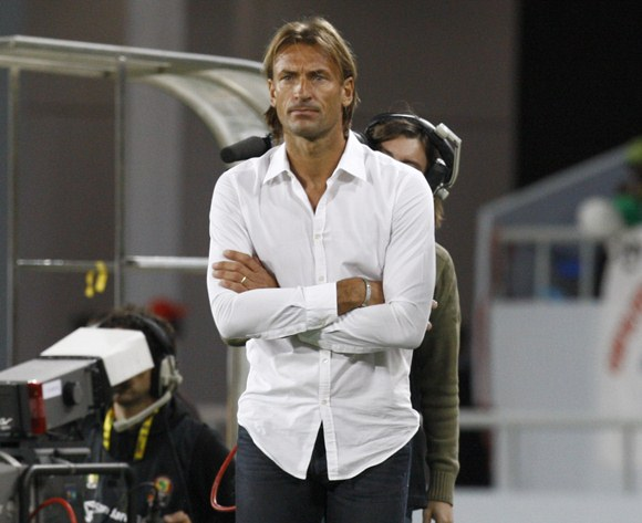 Under-fire Zambia coach Herve Renard