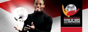 The date for the biggest match in Ghana football this year has been confirmed as ' The Game Of Hope And Inspiration' championed by Michael Essien will be played in June.
