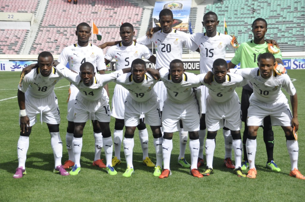 Image result for Ghana U17 line up