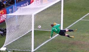 Ghana won't be able to afford $2m goal-line technology