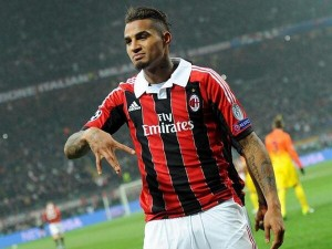 Ghanaian midfielder Kevin-Prince Boateng is aware that his AC Milan side must beat Juventus in its own backyard in the top-of-the-table clash on Sunday to stand any chance of finishing second in Serie A.