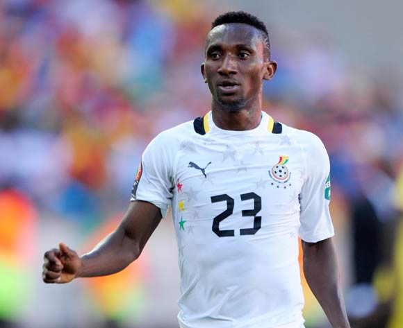 Harrison Afful will join the Black Stars camp in Ethiopia.