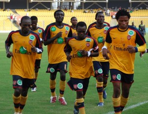 Tier II Special Competition: Berekum Arsenal present three venues to NC ahead of Kotoko clash