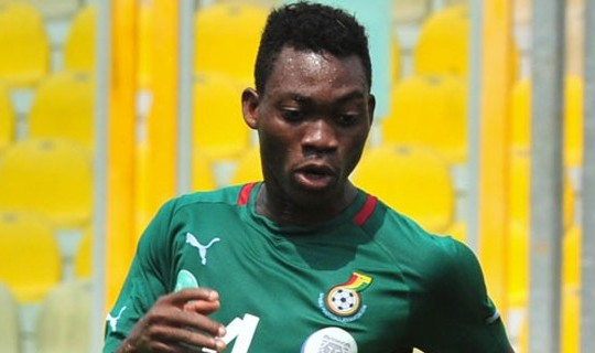Christain Atsu confirms he wants to leave Porto to chase English dream