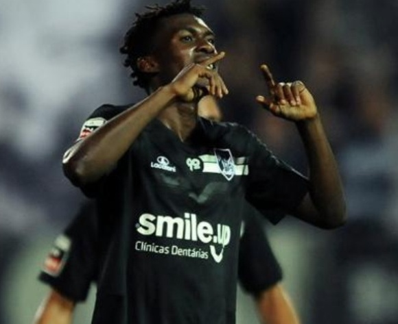 David Addy wins Portuguese Cup with Vitoria Guimaraes after Ghana snub