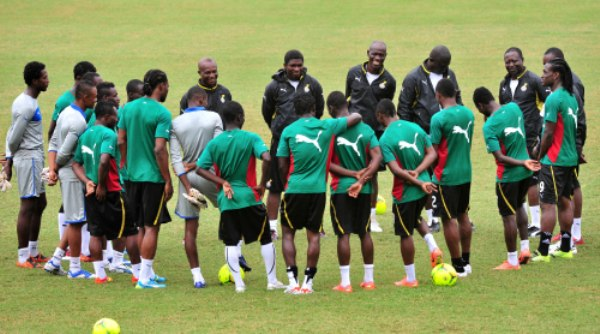 Black Stars will begin camping today in Accra ahead of World Cup qualifiers.