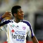 VIDEO: Watch Asamoah Gyan's record breaking brace in UAE Pro League