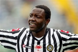 VIDEO: Watch the fast and strong Kwadwo Asamoah in Juventus shirt