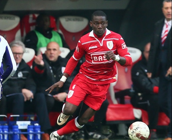 Daniel Opare was in action for Standard Liege.