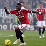 VIDEO: Watch Sulley Muntari's superb goal for AC Milan in win at Pescara