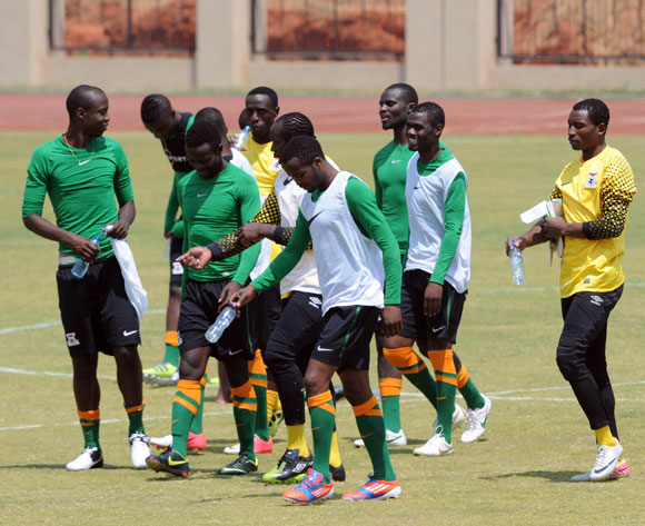 Zambian team to battle Namibia in friendly