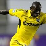 VIDEO: Ghana striker Dominic Oduro hands Columbus win in MLS