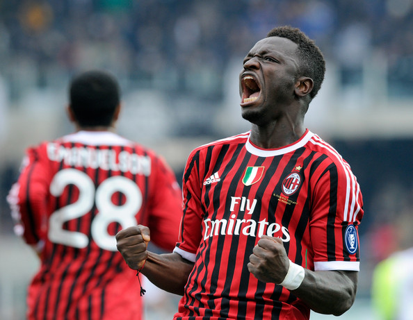 Muntari and Kevin-Boateng to continue work with Allegri as Milan coach