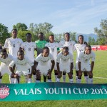 Video: Ghana U20 lose on penalties to Brazil in 2013 Valais Cup final