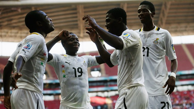 Player ratings: Ghana 3-0 Iraq 2013 FIFA U20 World Cup third-place tie