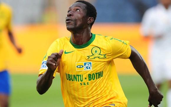 Ghanaian striker Emmanuel Baffour lands in Denmark for trials