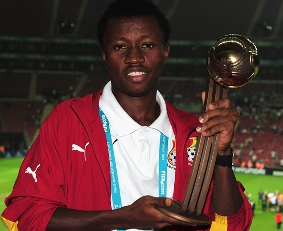 Inter Allies back U20 World Cup bronze ball winner Aboagye to shine in Europe