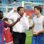 VIDEO: Substitute Dominic Adiyiah inspires Arsenal Kiev to maiden season win