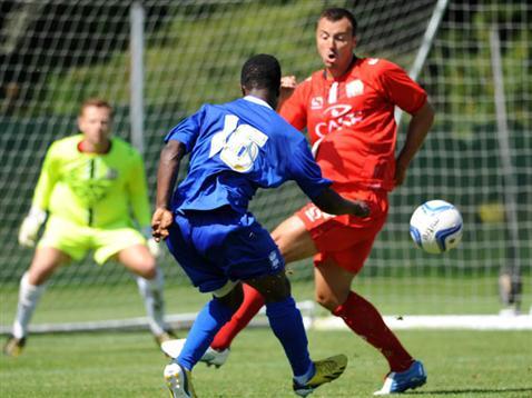 Video: Ghanaian starlet Koby Arthur scores a dexterous finish in Birmingham City friendly win