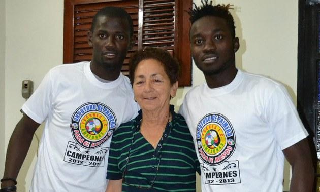 Livingstone Adjin Ebo has joined Venezuelan champions Tucanes FC