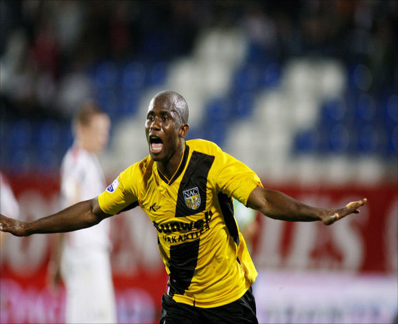 Mathew Amoah has been offered a deal with NAC Breda amateur side