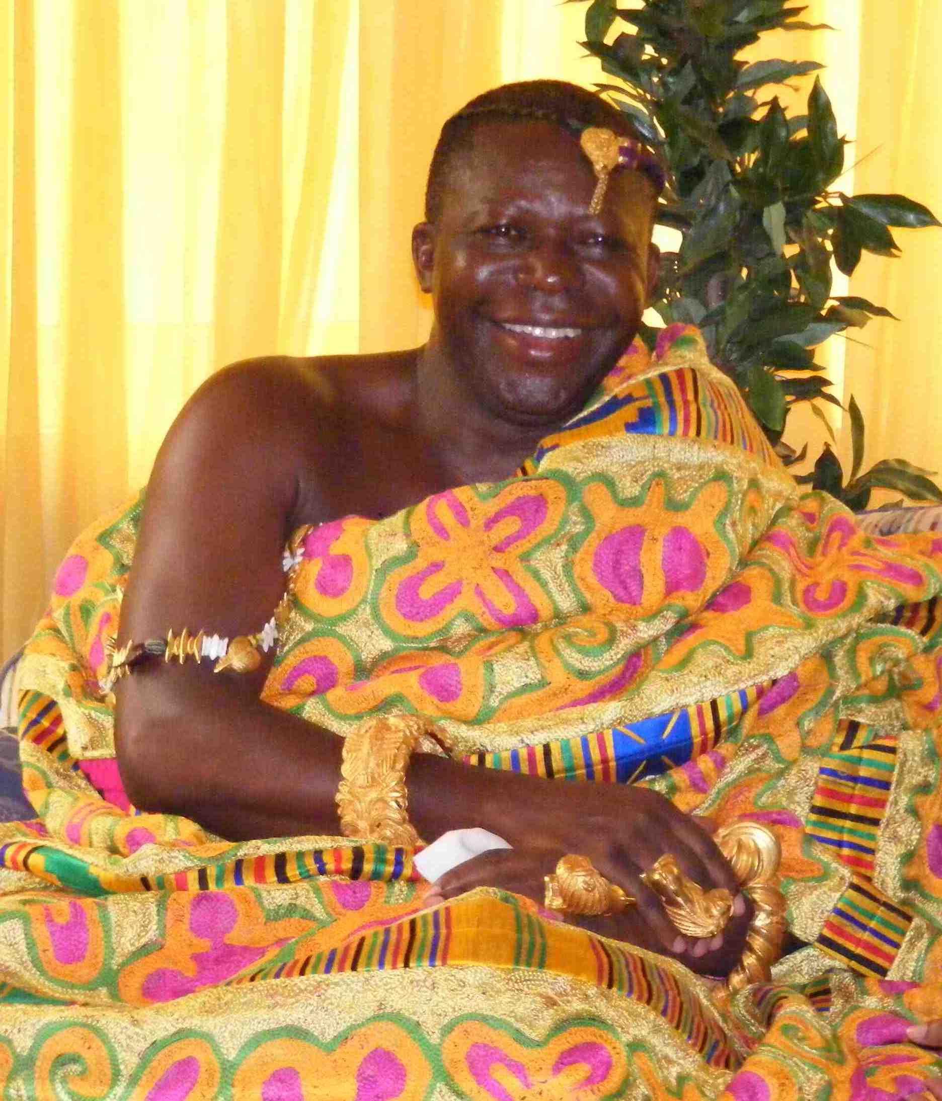 Owner Otumfuo Osei Tutu II wants new board to make Asante Kotoko an elite club in Africa