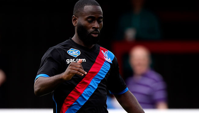 Sought after Quincy Owusu-Abeyie wants to remain with Crystal Palace