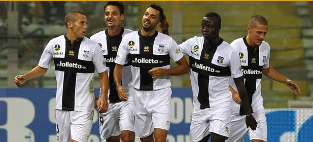 Raman Chibsah starred for Parma against Marseille