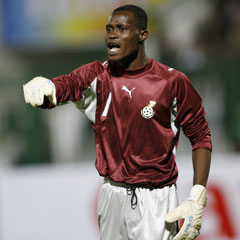 Hearts finally axe legendary goalkeeper Sammy Adjei after 13 years at the club