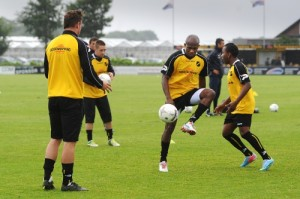 GHANAsoccernet.com can exclusively report that Ghana striker Matthew Amoah has started trials with Dutch top-flight side Heracles Almelo after rejecting a poor offer from NAC Breda.