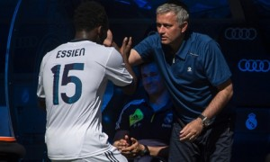 Chelsea boss Jose Mourinho has named his powerful midfielder Michael Essien as 'The Wall' after the Ghanaian demonstrated his power on pre-season with the Blues.