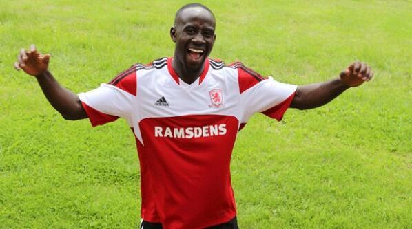 Albert Adomah marks Middlesbrough debut in English Championship win