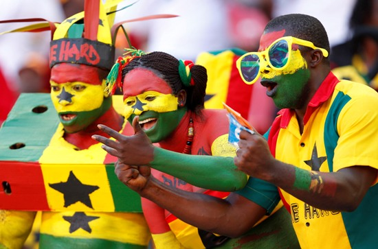 African Origin to transport officials and fans for Ghana friendly against Japan