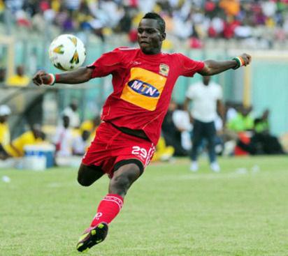 Ahmed Toure wants a return to Asante Kotoko