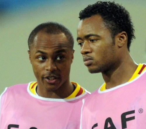 Andre and Jordan Ayew ready to write letters to Ghana FA