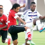 Asamoah Gyan tastes cup defeat as Al Ain lose UAE Super Cup to rivals Al Ahli in shootouts