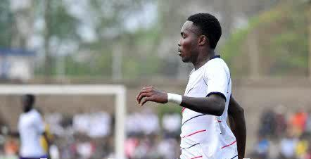 AshGold have missed out on defender Joseph Attamah