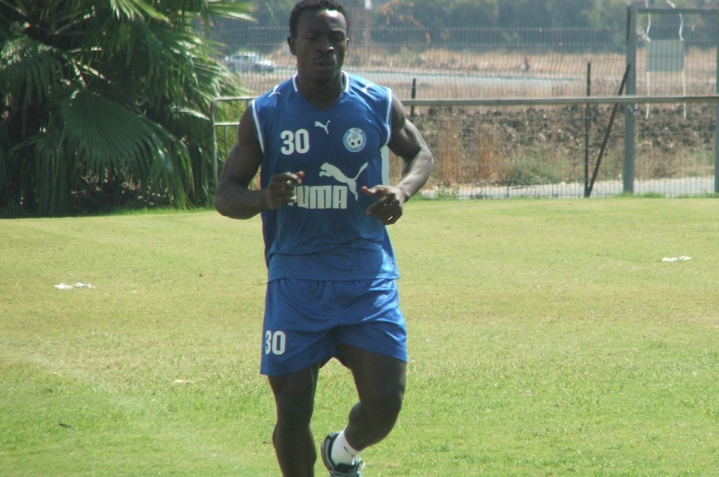 Emmanuel Banahene is injured for Ghana's friendly against Turkey on Wednesday.